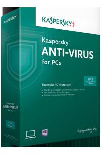 kaspersky antivirus für pcs